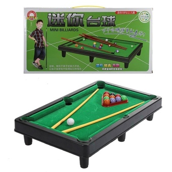 Price Mini Billiard Ball Snooker Tabletop Pool Table Top Desktop - Used mini pool table