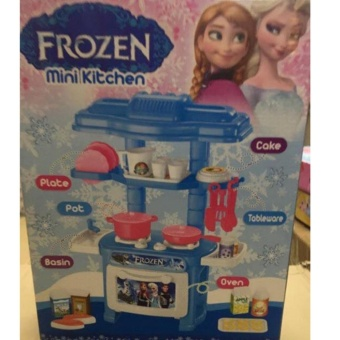 Mini Kitchen Toys (Frozen)