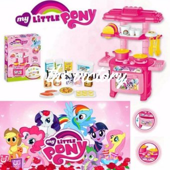 Mini Kitchen Toys(My Little Pony)
