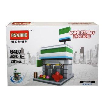 Mini Street - 6407 Building Blocks