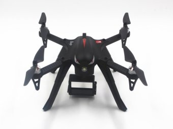 MJX Bugs Drone 3 Standard 2.4G 4CH 6-Axis Gyro Without Camera Black- intl Price Philippines