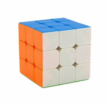 MoFang Jiaoshi Mini 3x3x3 5.0 cm Speed Rubik's Cube MF8820Stickerless