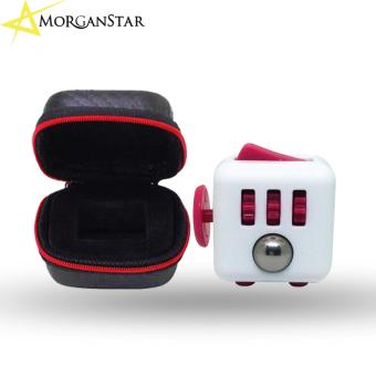 MorganStar #5Fidget Cube with Protective Case Price Philippines