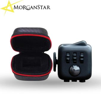 MorganStar #9 Fidget Cube with Protective Case Price Philippines