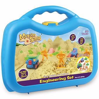 Motion Sand Deluxe Box - Engineering Set Price Philippines