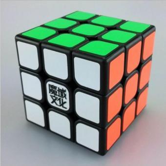 MoYu AoLong V2 3x3x3 Speed Cube Enhanced Edition Black - 5