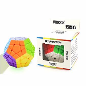 MoYu MoFang Megaminx 3x3 Speed Rubik's Cube Stickerless