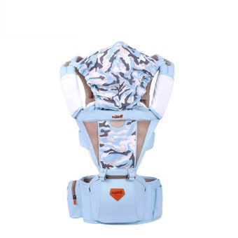 Multifunction Baby Carrier Front Adjustable Sling Bags Pouch - intl