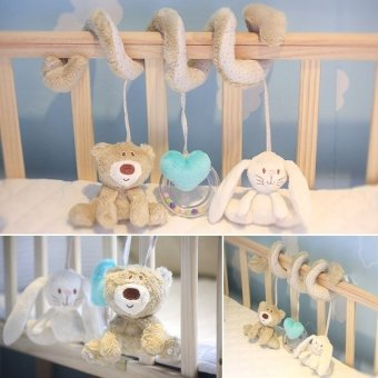 Multifunctional Bed Hanging Bell Baby Toys Educational Rattles for Kids Best Gift (Intl) - picture 2