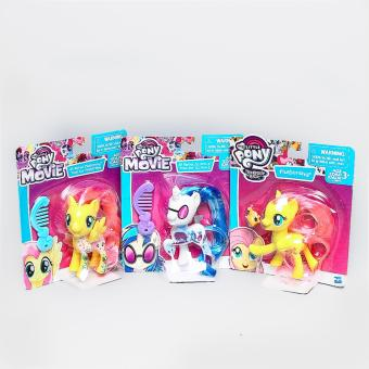 My Little Pony All About DJ Pon-3, Fluttershy Bundle of 3