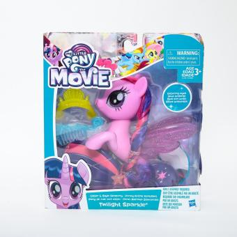 My Little Pony The Movie Glitter & Style Seapony - Twilight Sparkle