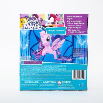 My Little Pony The Movie Glitter & Style Seapony - Twilight Sparkle - 3