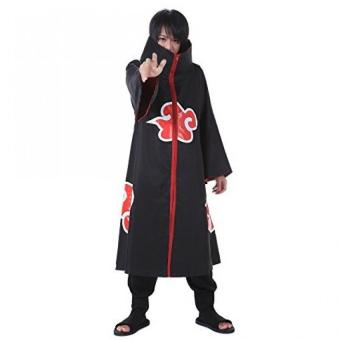 Naruto Akatsuki Members Cloak Costume