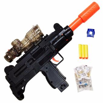 Nerf M35 D7 Toy Shooting Game with LED Light Black Price Philippines