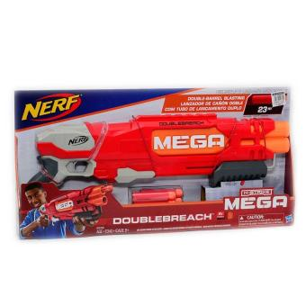 NERF N-Strike Mega DoubleBreach Blaster - 2
