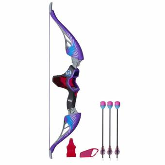 Nerf Rebelle Agent Bow Blaster with Purple Arrows Price Philippines
