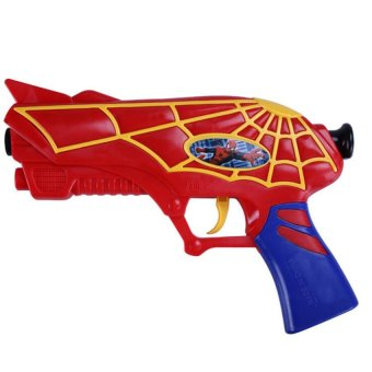 Nerf Soft Bullet Strongarm Blaster Toy Spiderman Pattern smilewill- Intl Price Philippines