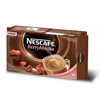 NESCAFE Berry Mocha 30g x 30's (pack of 3)