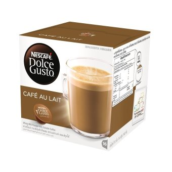Nescafe Dolce Gusto Capsule Cafe Au Lait Coffee Price Philippines