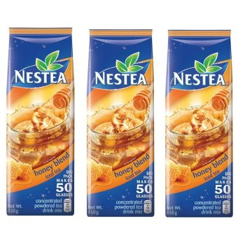 NESTEA Honey Blend 450g PACK OF 3