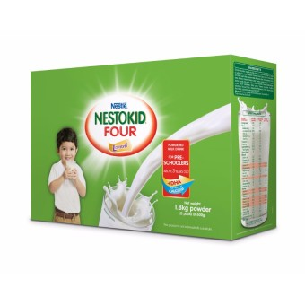 Nestle Nestokid Four Powdered Milk Drink 1.8kg