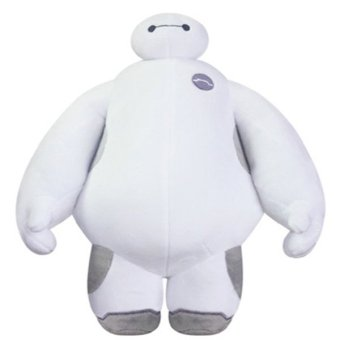 New 19cm White BIG HERO BAYMAX ROBOT Plush Stuffed Toy Dolls Kids Gift