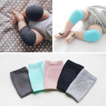 New 2017 Best Quality Knee Protection Baby Crawl Protector AntiSlip Knee Pads- 1 Pair