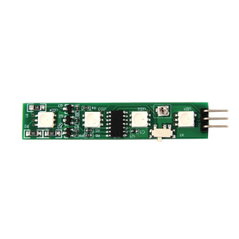 New Brake Light Board for RC QAV250 Multicopters Air Helicopters Green - Intl - picture 2