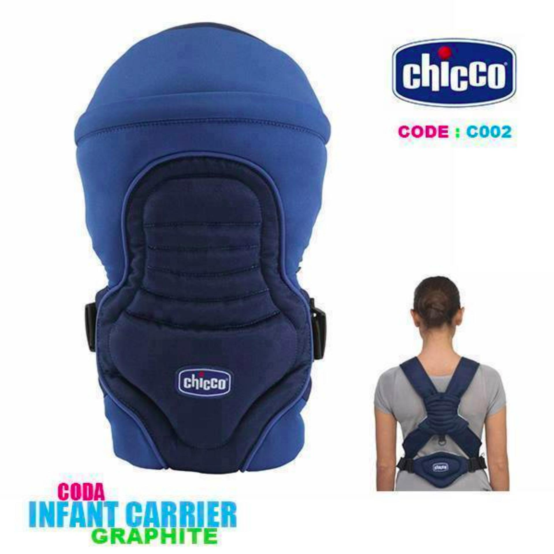 3d2fb1f8eb6 ... Newest Chicco Carrier Baby Carrier (Blue) ...