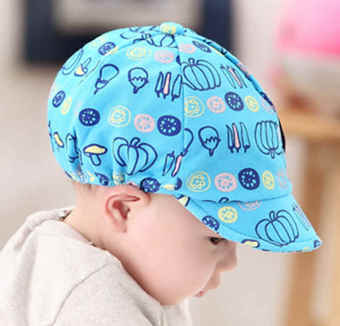 Newest Summer Newborn Baby Hat Kids Cap Infant Baby Hat for Boysand Girls-blue - 4