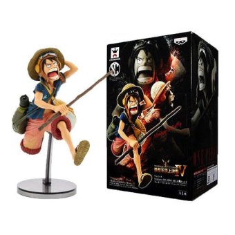 One Piece Figure Colosseum Monkey D. Luffy Figure