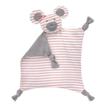 Organic Farm Buddies Ballerica Mouse Blanket Multicolor - picture 2
