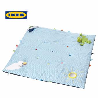 Original IKEA LEKA Series BIG Baby Mattress Activity CenterImported from USA (BLUE) Price Philippines