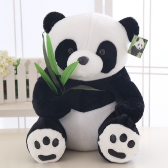 Panda Doll Giant Panda Hugs Bear Plush Toys Doll Dolls BirthdayGifts 50CM (sitting Style) - intl Price Philippines