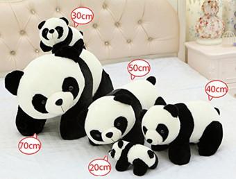 Panda Plush Toys Stuffed Bear Animal Toy Cushion -- 40cm - Intl - 4