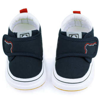 PANDA Prince soft bottom Spring and Autumn non-slip men and women cotton shoes Baobao toddler shoes