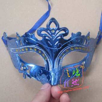 Party brief paragraph glitter Halloween Christmas mask