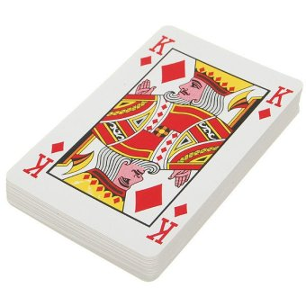 Party Magic Tricks Training Set - Ultra Thin Playing Card (52-Pack)