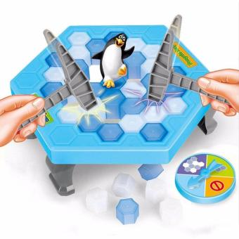 Penguin Trap Activate Game For Kids And Family