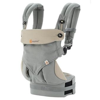 PENNY Four Position 360 Baby Carrier (Grey) - intl - 2