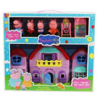 Peppa Pig House TM-8815 Price Philippines