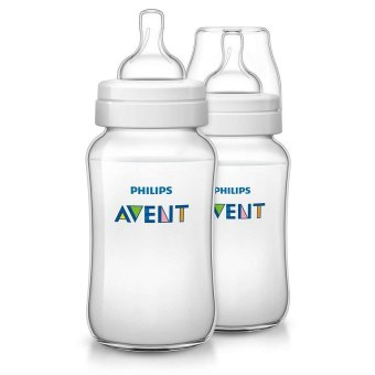 Philips Avent Classic Feeding Bottle Twin Pack 11oz Price Philippines