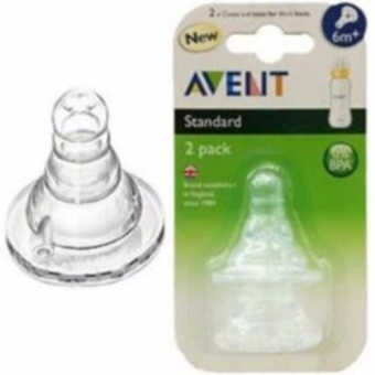 Philips Avent Classic Switch SCF968 / 24 Standard Set of 2 (Clear)