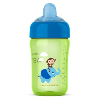 Philips Avent My Sip-n-Click Cup, Green, 12 Ounce Price Philippines