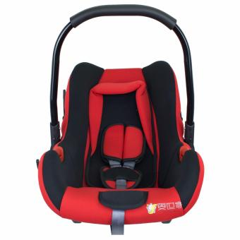 PhoenixHub Just For Baby PREMIUM Baby Car Seat Basket Carrier - 5