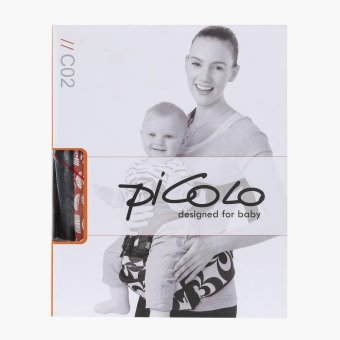 Picolo Hip Seat Carrier (Red) - 4