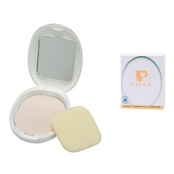 Pigeon Baby Compact Powder (Beige) Price Philippines