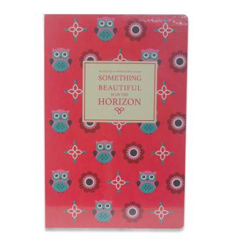 Pink and Sky Blue Notebook Horizon 230221 Price Philippines