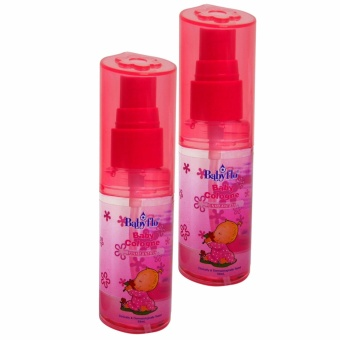 Pink BabyFlo Baby Cologne Pink Fantasy 53mL 2's 057094 w51 (MP)