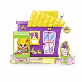 Pinypon Little House Cupcake House